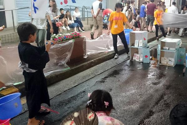 2017年7月15日(土)開催【 第43回 大道銀天街納涼市】