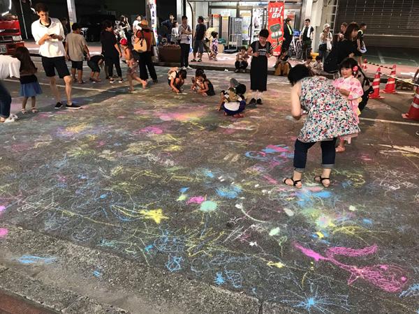 2018年7月21日(土)開催【 第44回 大道銀天街納涼市】