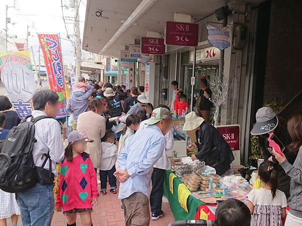 2019年5月18日開催【第13回 100円商店街】